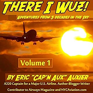There I Wuz! audiobook cover art