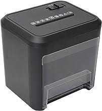 $203 » QIYE Office Paper Shredder, with Pullout BasketCard Shredder, Home Electric Shredder, Mini Household A4 Folding Machine, f...