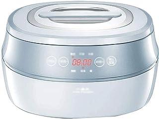 SJYDQ Minuterie Automatique et Machine yogourt avec Couvercle BPA, Parfait for Maison bébé yogourt, yogourt for Enfants ou...