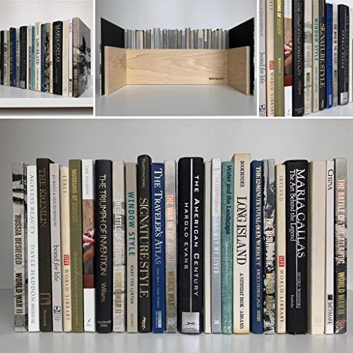 Tall CovoBox in Multicolor— Hidden Storage Book Box   Electronics Hider   Hide Router, Cable Box,...