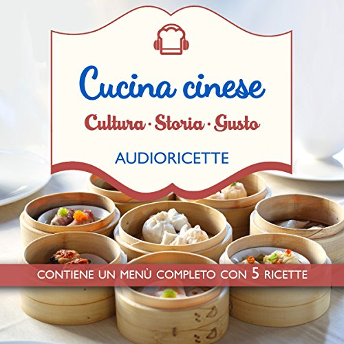 Cucina cinese  Audiolibri