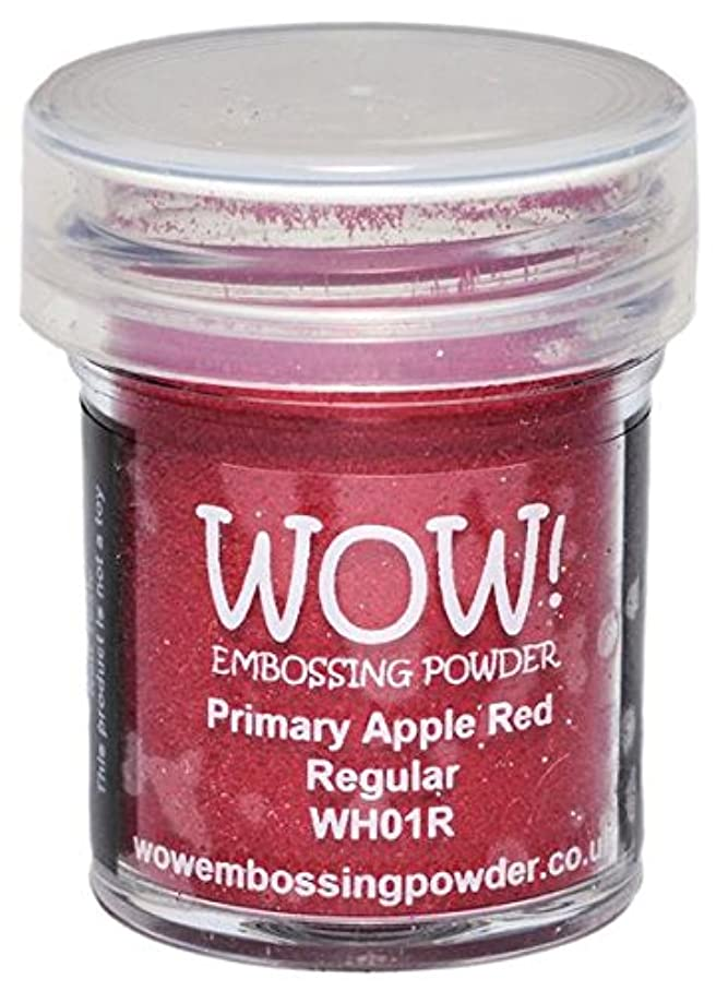 Wow Embossing Powder WOW-WH01R Embossing Powder, 15ml, Apple Red e979782025