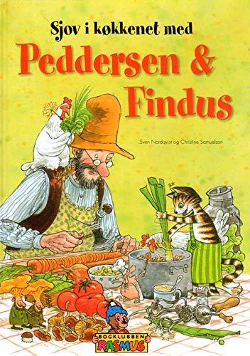 Kochbuch Pettersson Peddersen und Findus DÄNISCH : Sjov i Kokkenet med