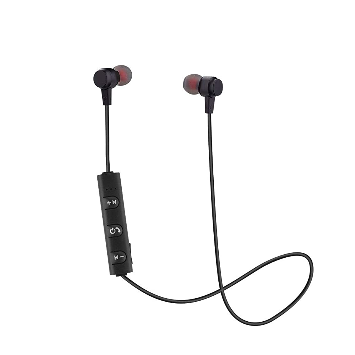 Sodoop Portable and Small Wireless Bluetooth Headset Sport Stereo Headphone Earphone for Smartphone (Black)