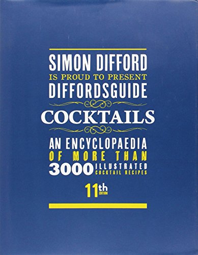 Difford, S: Diffordsguide Cocktails #11