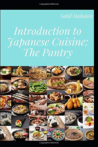 Introduction to Japanese Cuisine: The Pantry
