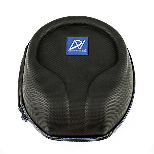 DN8PRO-XL Carrying case Compatible with Sennheiser HD700 HD650 HD660S HD600 HD580 HD565 Massdrop HD6XX HD58X Denon AH-D5200 AH-D7200 AH-D9200 Shure SRH1840 SRH1540 SRH840 Audeze EL-8 Headphones