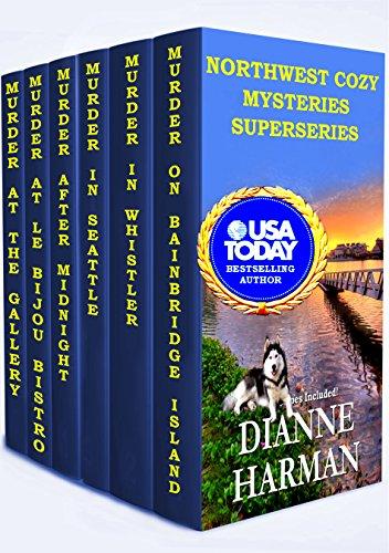 Northwest Cozy Mysteries Super Series