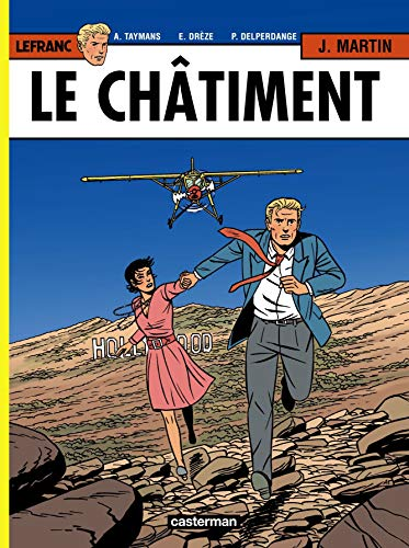 Lefranc, Tome 21 : Le châtiment d'Hollywood