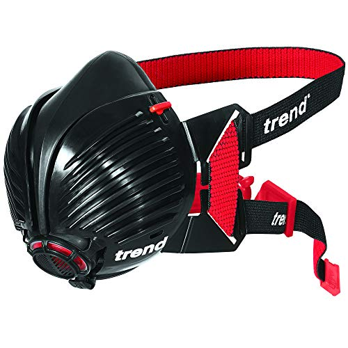 Trend Stealth Air APF10 Reusable Half Mask Respirator