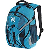 Powerslide Fitness Backpack Mochila Tipo Casual, 42 cm, 16 Liters, Azul (Blue)