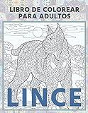 Lince - Libro de colorear para adultos