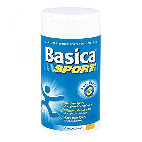 Basica Sport Mineralgetränk Pulver, 240 g