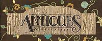 なまけ者雑貨屋 Antiques ブリキ 看板 アメリカン ダイナー レトロ ヴィンテージ インテリア 雑貨 壁掛け