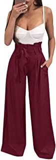 Best paper bag trousers burgundy Reviews