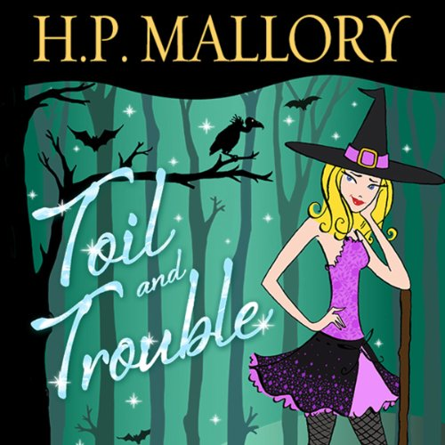 Toil and Trouble cover art