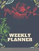 Weekly Planner -Large Pad