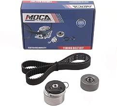 MOCA Timing Belt Kit Fit 2007-2015 Chevrolet Aveo & Cruze & Orlando &Trax, Fiat Stilo & Croma, Opel Astra H 1.6L 1.8L