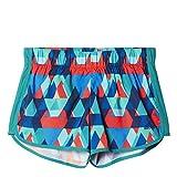 adidas M10 Q1 Short W - Pantalón Corto para Mujer, Color Ve