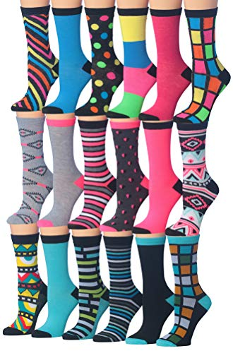 Women/'s Super Soft Pointelle with Ruffle Crew Socks-classy,cute pattern-one pair