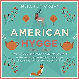 American Hygge audiobook cover art