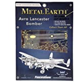 Fascinations Metal Earth 3D Laser Cut Model - Avro Lancaster Bomber