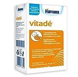 Vitadé - Suplemento Alimenticio con Vitamina D y DHA, 15 ml