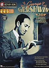 George Gershwin: Jazz Play-Along Volume 45 Book/2-CD Pack