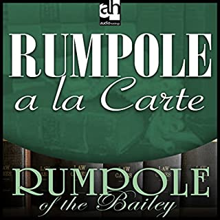 Rumpole a la Carte audiobook cover art