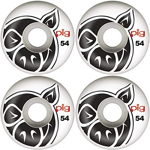 PIG Wheels Head Natural Wheels - 52mm