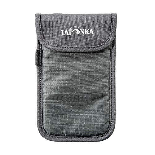 Tatonka Smartphone Case Tasche, Titan Grey, XXL (16,5 x 8,5 cm)