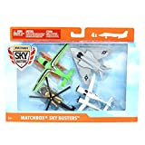 Matchbox Sky Busters 4 Pack GCC92