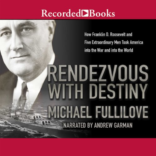Rendezvous with Destiny audiobook cover art