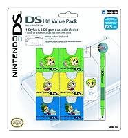 Nintendo DS Lite Value Pack - Zelda Version (輸入版)
