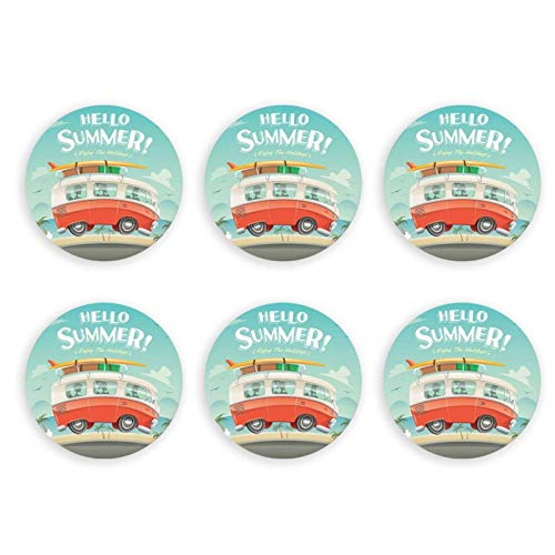 GodYo travel camper Refrigerator Magnets Beer Bottle Opener Coke Bottle Wine Soda Openers Kitchen Magnet Magnetic Stickerfridge magnets