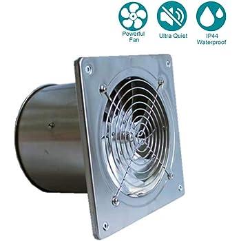 Ventilador Extractor de Aire en Línea Acero Inoxidable/Motor de ...