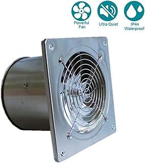 Ventilador Extractor de Aire en Línea Acero Inoxidable/