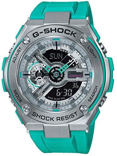 [カシオ] 腕時計 ジーショック G-STEEL GST-410-2AJF メンズ
