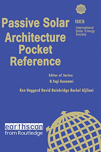 Passive Solar Architecture Pocket Reference (Energy Pocket Reference)