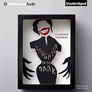Laughter in the Dark cover art