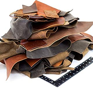 Best leather scraps for crafts Reviews