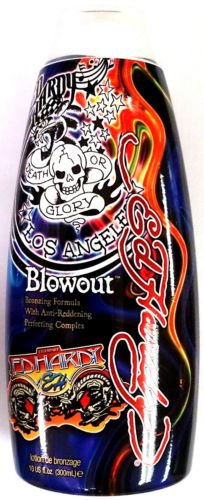 Ed Hardy Blowout Indoor Tanning Bed Lotion 10 US fl. oz. (300 mL)
