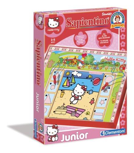 Sapientino Clementoni 13516 Junior Hello Kitty