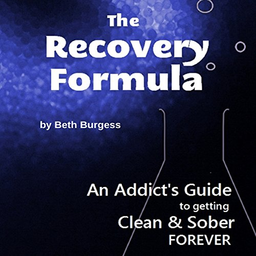 The Recovery Formula audiobook cover art