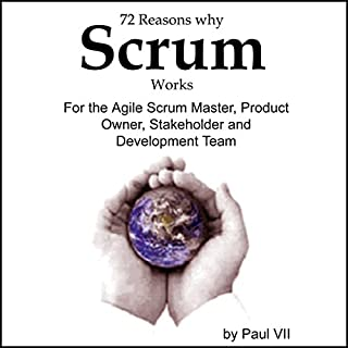 72 Reasons Why Scrum Works audiobook cover art