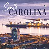 """South Carolina 2022 Calendar: From January 2022 to December 2022 - Square Mini Calendar 8.5x8.5"""" - Small Gorgeous Non-Glossy Paper"""