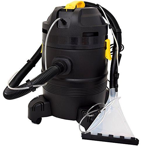 Syntrox Germany WS-1400W-35 - Aspirador con pulverizador, limpiador de alfombras, champú