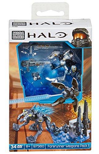Halo - Mega Bloks - Forerunner Weapon Pack 2 - 97360