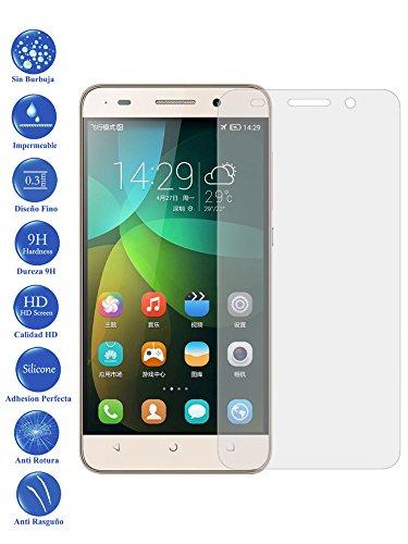 Todotumovil Protector de Pantalla Huawei Ascend G Play Mini de Cristal Templado Vidrio 9H para movil