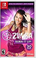 Zumba Burn It Up! (輸入版:北米) – Switch